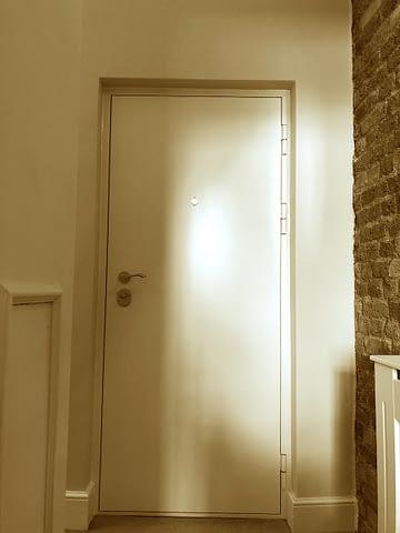 highest security doors