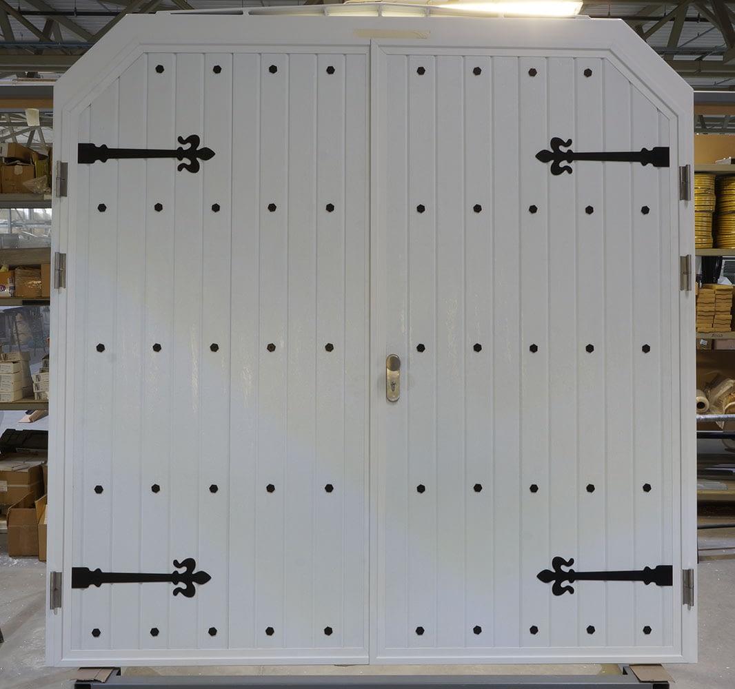 best security garage doors
