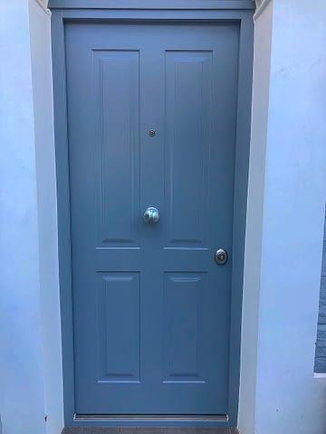 4 panel security doors