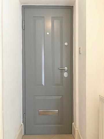 London security doors and windows
