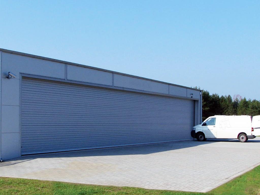 best security garage