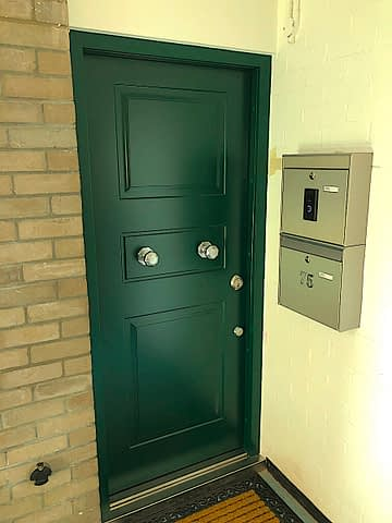 MOST SECURE DOORS