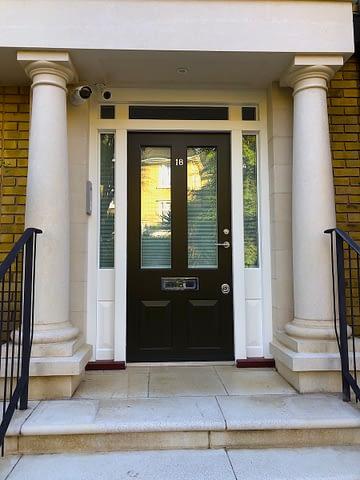 BEST SECURITY DOORS IN LONDON