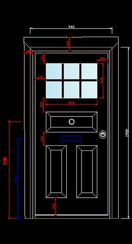 bespoke security doors