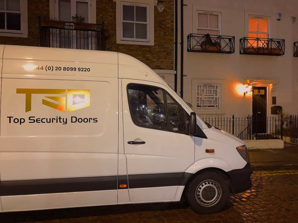 TopSecurityDoors.co.uk bus