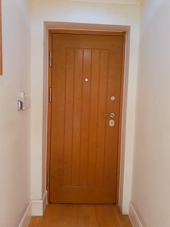 light brown Security Doors